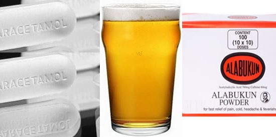 Paracetamol, Alabukun, Alcohol: A Deadly Combo
